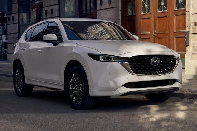 Mazda CX-5 2022 trình làng, người dùng phải soi mới thấy nâng cấp - 2