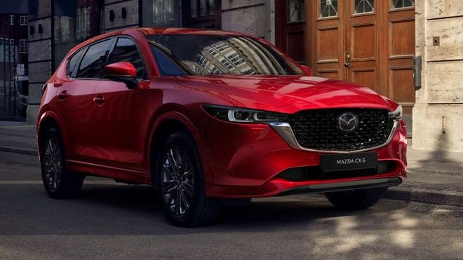 Mazda CX-5 2022 trình làng, người dùng phải soi mới thấy nâng cấp - 1