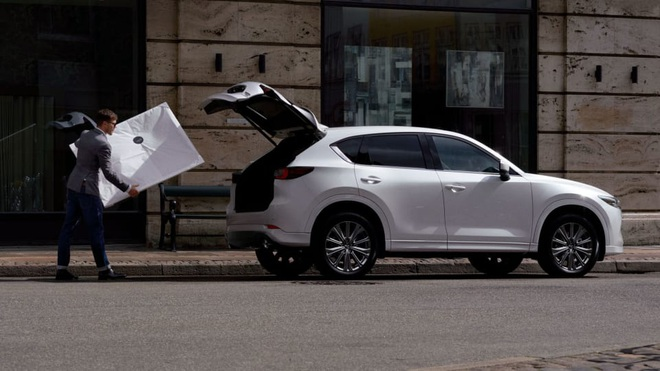 Mazda CX-5 2022 trình làng, người dùng phải soi mới thấy nâng cấp - 8