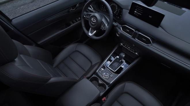 Mazda CX-5 2022 trình làng, người dùng phải soi mới thấy nâng cấp - 4