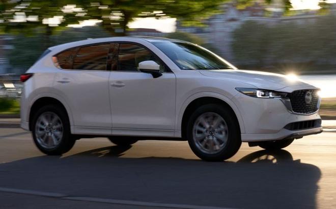 Mazda CX-5 2022 trình làng, người dùng phải soi mới thấy nâng cấp - 7