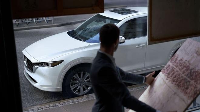 Mazda CX-5 2022 trình làng, người dùng phải soi mới thấy nâng cấp - 9