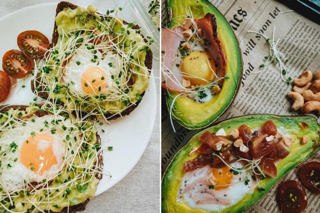 Những bữa sáng giàu có, dễ làm của cô gái Hà Nội - 1