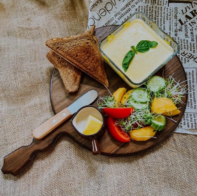 Những bữa sáng giàu có, dễ làm của cô gái Hà Nội - 3