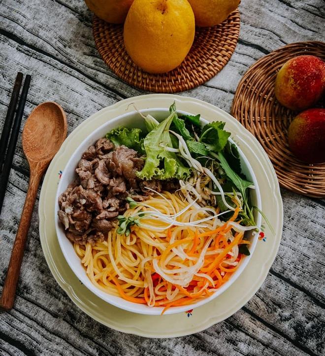Những bữa sáng giàu có, dễ làm của cô gái Hà Nội - 8