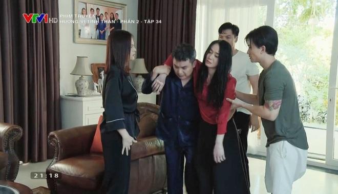 Khán giả soi điểm vô lý trong cảnh bà Xuân Hương vị tình thân bị ngã cầu - 3