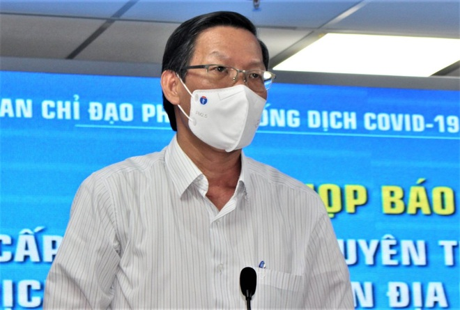 Chủ tịch TPHCM: Chúng tôi nhận thiếu sót và mong sự lượng thứ của đồng bào! - 1