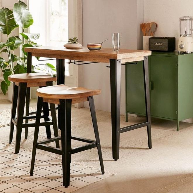 Những thiết kế bàn ăn hoàn hảo cho không gian nhỏ - 1