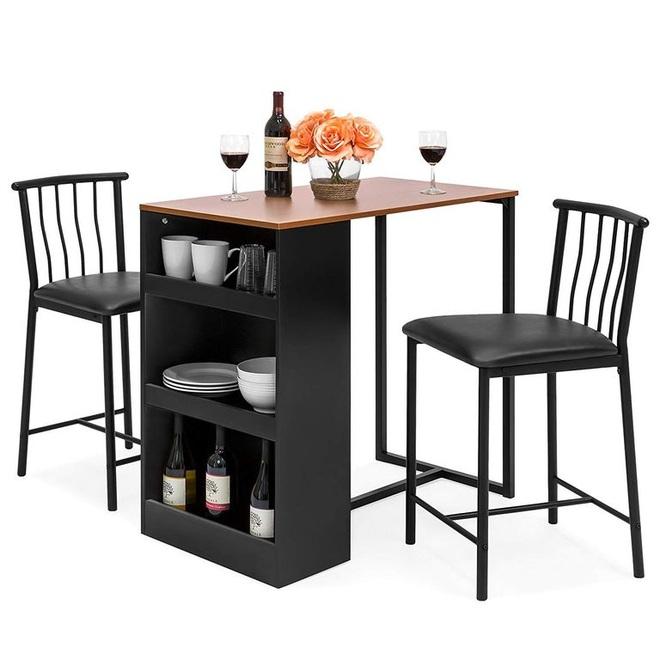 Những thiết kế bàn ăn hoàn hảo cho không gian nhỏ - 8