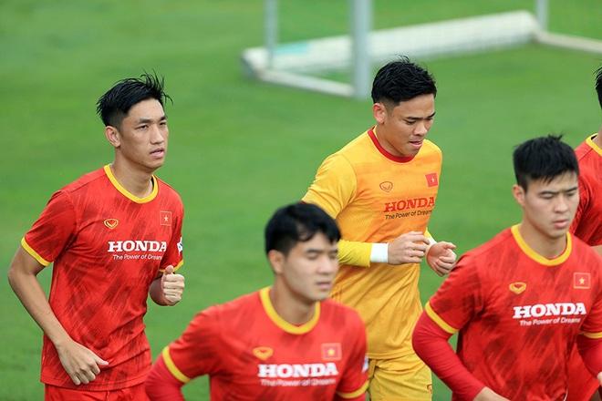 Công Phượng rạng rỡ trong ngày tái xuất ở đội tuyển Việt Nam - 4