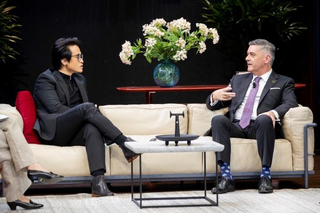 Hà Anh Tuấn tiết lộ đang đầu tư bất động sản trong The Master of Living Show - 3