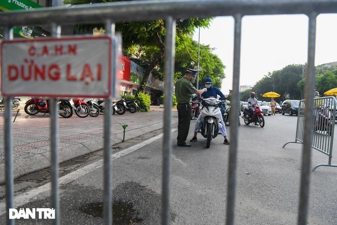 Không ghi nhận F0 cộng đồng ở Hà Nội trong 2 ngày liên tiếp - 1
