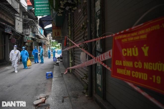 Không ghi nhận F0 cộng đồng ở Hà Nội trong 2 ngày liên tiếp - 3