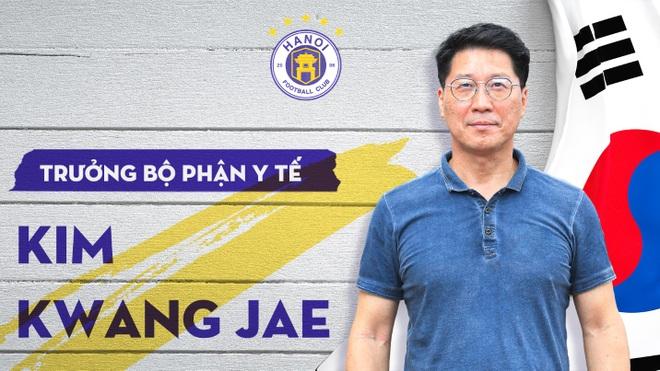 CLB Hà Nội chọn bác sĩ Hàn Quốc để điều trị chấn thương cho Văn Hậu - 1