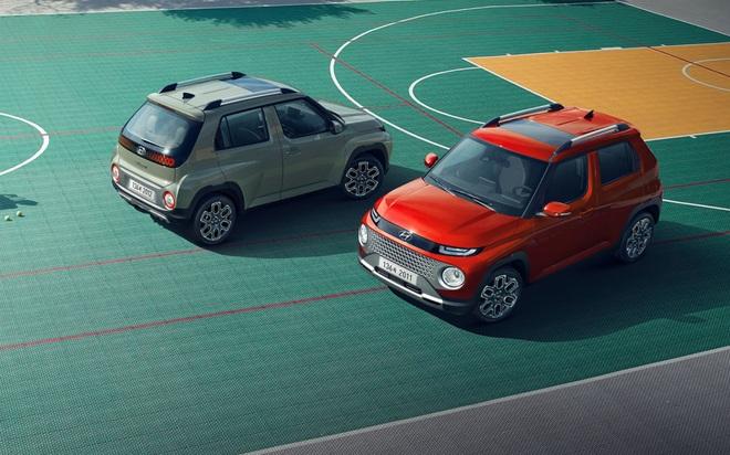 Mở bán tân binh Casper- mẫu SUV rẻ nhất của Hyundai - 4