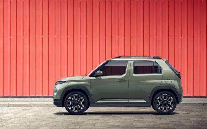 Mở bán tân binh Casper- mẫu SUV rẻ nhất của Hyundai - 8