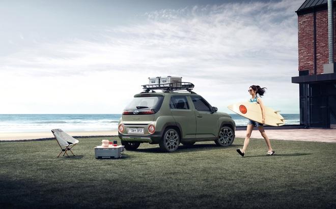 Mở bán tân binh Casper- mẫu SUV rẻ nhất của Hyundai - 11