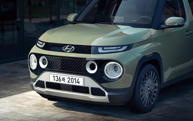 Mở bán tân binh Casper- mẫu SUV rẻ nhất của Hyundai - 5