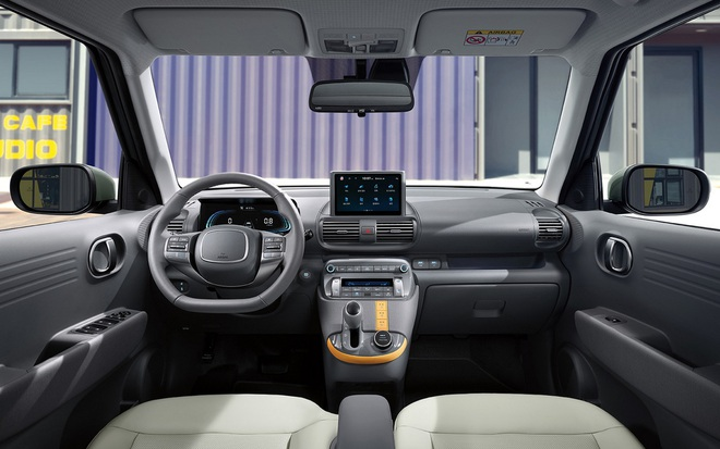 Mở bán tân binh Casper- mẫu SUV rẻ nhất của Hyundai - 3