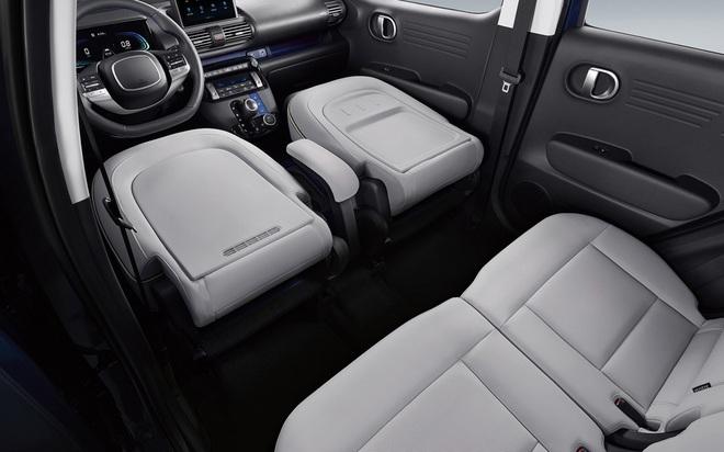 Mở bán tân binh Casper- mẫu SUV rẻ nhất của Hyundai - 13