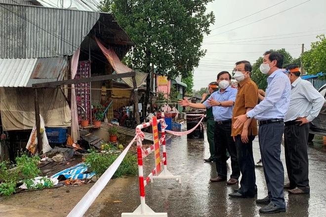 Hai huyện ở An Giang chống dịch ra sao sau khi bị Thủ tướng điểm danh? - 1