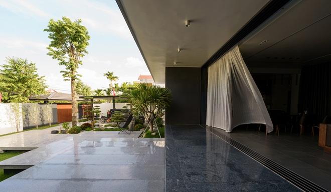 Ngắm ngôi nhà nằm giữa vườn xanh, luôn mát mẻ của gia đình ở Quảng Bình - 9