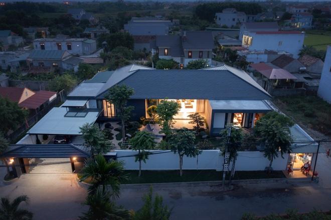 Ngắm ngôi nhà nằm giữa vườn xanh, luôn mát mẻ của gia đình ở Quảng Bình - 8
