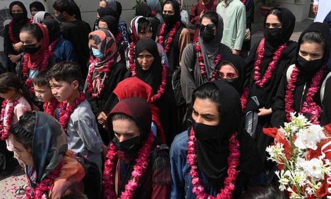 Cuộc trốn chạy khỏi Taliban của đội bóng nữ Afghanistan - 1