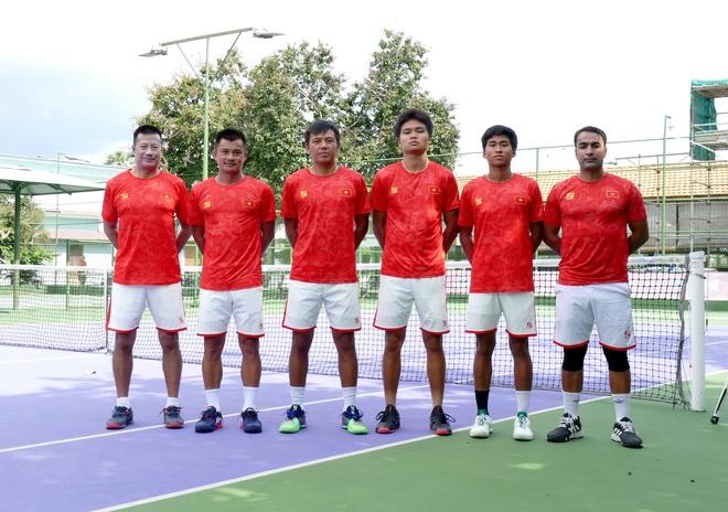 Lý Hoàng Nam thất bại, quần vợt Việt Nam vẫn có chiến thắng tại Davis Cup - 3