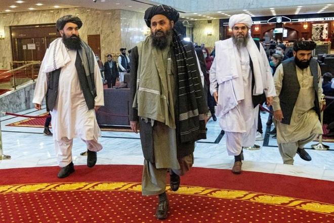 Thủ lĩnh Taliban tái xuất sau tin đồn đã chết vì nội bộ hỗn chiến - 1