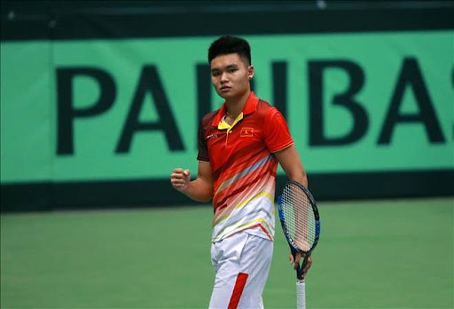 Lý Hoàng Nam thất bại, quần vợt Việt Nam vẫn có chiến thắng tại Davis Cup - 1