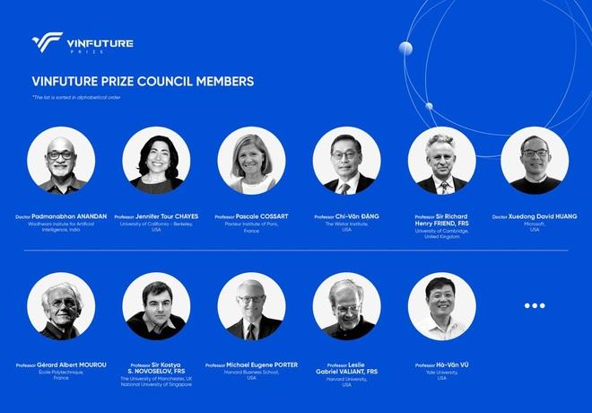 Chủ nhân Nobel Vật lý: Giải thưởng VinFuture sinh ra để lắng nghe các nhà khoa học trên toàn cầu - 1