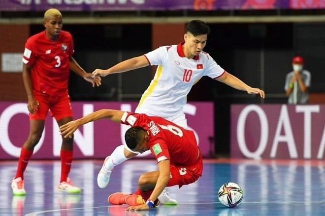 Futsal Việt Nam - CH Séc: Tìm vé đi tiếp ở World Cup - 2