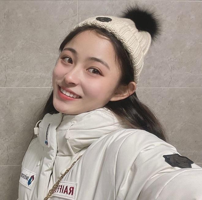 Nhan sắc xinh đẹp của thiên thần karate người Trung Quốc - 2