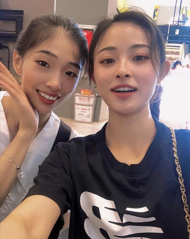 Nhan sắc xinh đẹp của thiên thần karate người Trung Quốc - 4