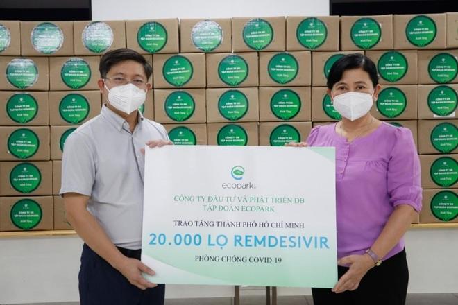 Lô thuốc 200.000 lọ Remdesivir đặc trị Covid-19 về Việt Nam được phân bổ thế nào? - 2
