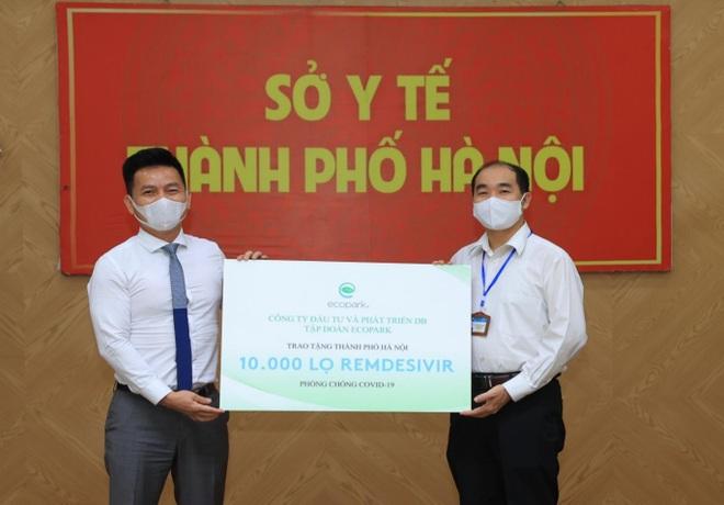 Lô thuốc 200.000 lọ Remdesivir đặc trị Covid-19 về Việt Nam được phân bổ thế nào? - 4