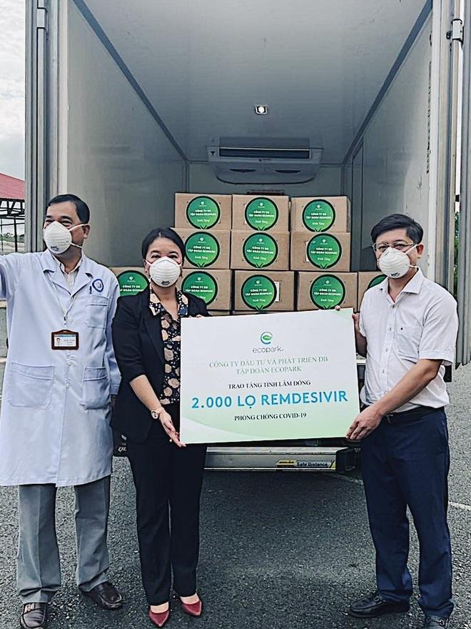Lô thuốc 200.000 lọ Remdesivir đặc trị Covid-19 về Việt Nam được phân bổ thế nào? - 5