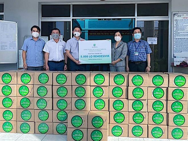 Lô thuốc 200.000 lọ Remdesivir đặc trị Covid-19 về Việt Nam được phân bổ thế nào? - 6