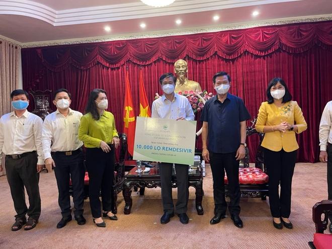 Lô thuốc 200.000 lọ Remdesivir đặc trị Covid-19 về Việt Nam được phân bổ thế nào? - 8