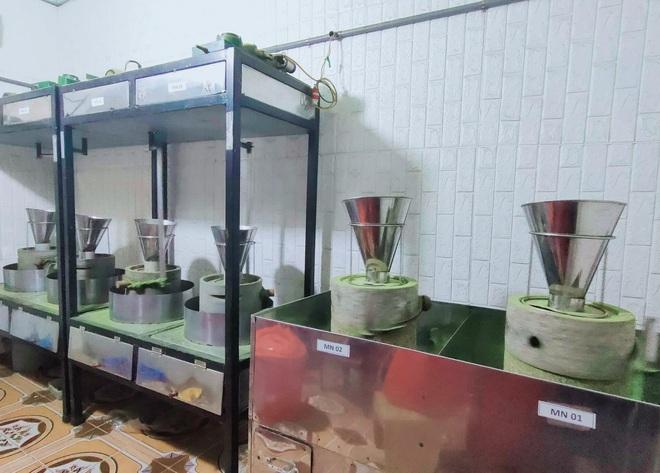 Bỏ phố về quê làm bột rau, 8X Hải Phòng thu tiền tỷ mỗi năm - 3