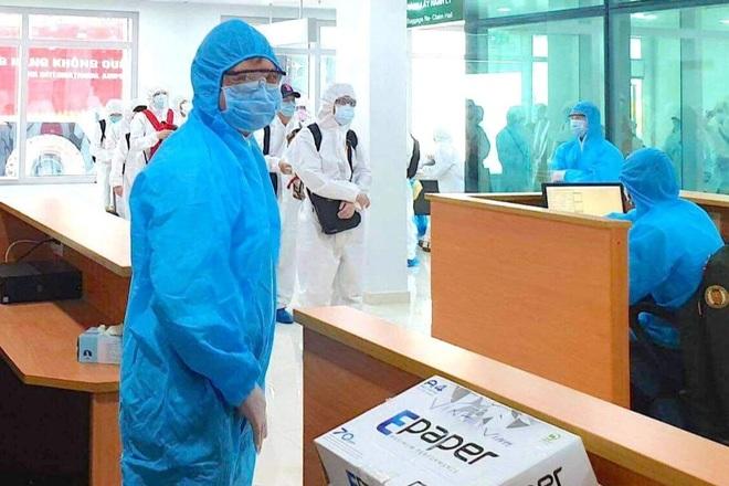 224 công dân Việt Nam từ Nhật Bản được đón về nước - 1