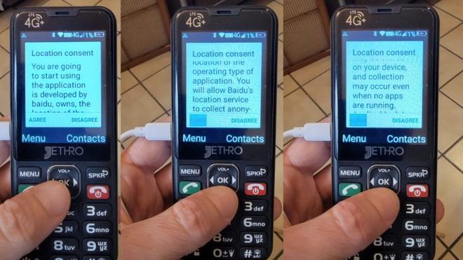 Smartphone Trung Quốc lấy dữ liệu người dùng trên khắp thế giới - 2
