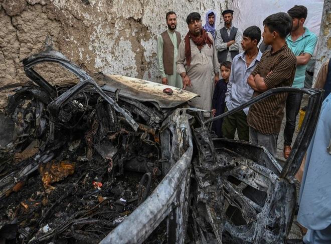 Tướng Mỹ thừa nhận sai lầm trong vụ không kích ở Afghanistan - 1