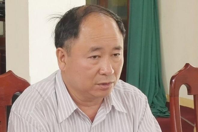 Cách chức Phó Giám đốc Sở Tài nguyên và Môi trường tỉnh Lạng Sơn - 1