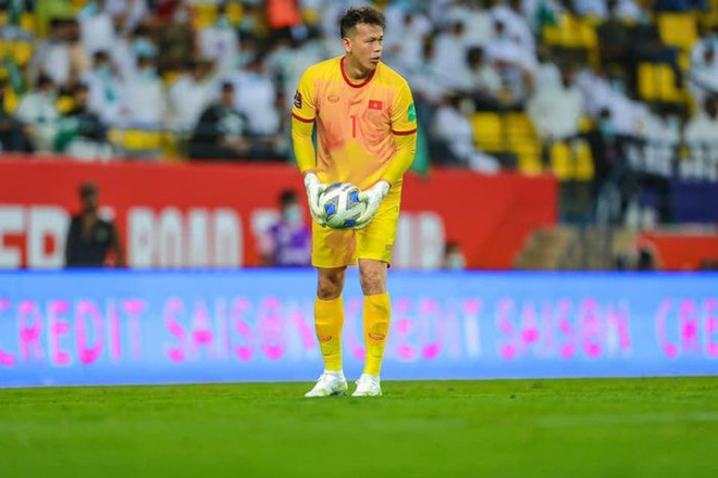 Tấn Trường lọt top 4 thủ môn hay nhất vòng loại World Cup - 2