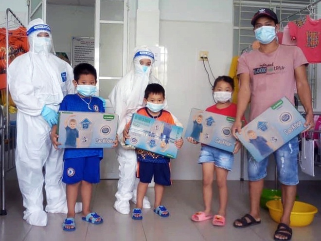 Chủ tịch Phú Yên: Dứt khoát không để trẻ mồ côi vì Covid-19 phải bỏ học - 2