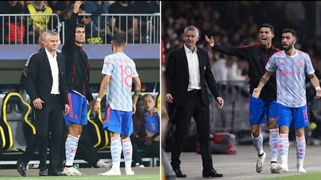 C.Ronaldo sẽ khiến HLV Solskjaer bay ghế? - 3