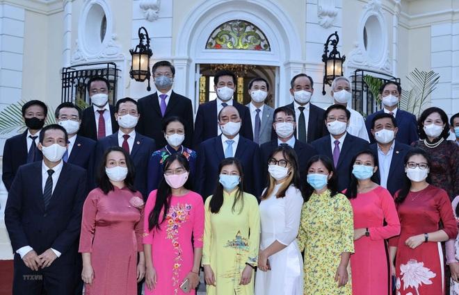 Lãnh đạo Việt Nam-Cuba bàn việc cung cấp, chuyển giao công nghệ vắc xin - 2