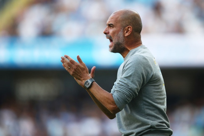 Man City gây thất vọng, HLV Guardiola nói điều bất ngờ - 1